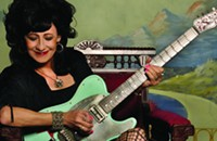 Celebrated country and rockabilly staple Rosie Flores embraces the blues