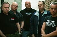 Cock Sparrer make anthemic street-punk anthems that feel timeless