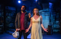 <i>Midsummer (A Play With Songs)</i> takes us on a wild tour of Edinburgh