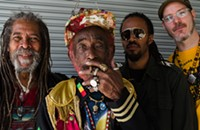 "Dub pioneer Lee ""Scratch"" Perry celebrates the 45th anniversary of <i>Blackboard Jungle Dub</i>"
