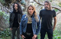 Acid King celebrate the 20th anniversary of <i>Busse Woods</i>