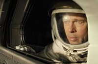 <i>Ad Astra</i> sends father-son conflict into space