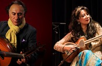 Rahim AlHaj and Sahba Motallebi create music to heal the wounds of war
