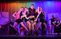 The music entices, but the story is corny in <i>Sombras Tango Cabaret</i>