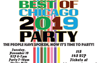 Come to the Best of Chicago 2019 party