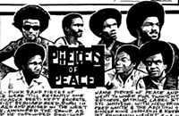 Pieces of Peace cut most of their brilliant soul-funk for other people's records