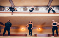 <i>Light in Winter</i> celebrates Unity Temple in music and movement