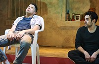 <i>The Leopard Play, or Sad Songs for Lost Boys</i> examines a fractured Mexican American family