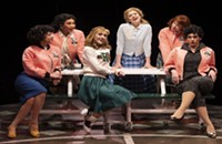 <i>Grease</i> revs up the revival engines at Marriott