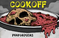 Chicago's weirdest cook-off signs off on the gig poster of the week