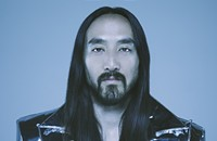 Workaholic superstar DJ Steve Aoki exudes optimism at every turn