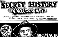 Rollicking pianist Big Maceo Merriweather was a major architect of Chicago blues