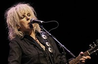 Lucinda Williams is a forceful spirit on <i>Good Souls Better Angels</i>
