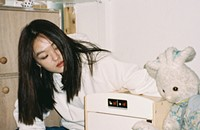 Park Hye Jin's house music transforms your room into an emotive, prismatic dance floor