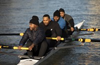 <i>A Most Beautiful Thing</i> reunites the first all-Black high school rowing team