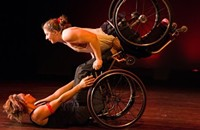 <i>CounterBalance</i> brings accessibility to dance