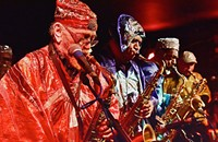 With <i>Swirling</i>, the Sun Ra Arkestra wills a better world into existence