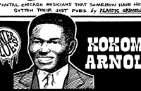 Kokomo Arnold helped shape giants of the blues