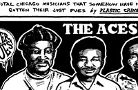 The Aces helped invent the sound of electric Chicago blues