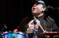 Rest in peace to Chicago drummer Joe Camarillo
