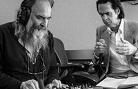 "Nick Cave and Warren Ellis's new <i>Carnage</i> soundtracks a ""communal catastrophe"""