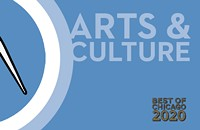 Arts & Culture poll winners
