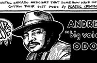 Andrew 'Big Voice' Odom sang for blues stars but never became one