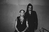 On <i>Interior Terror</i>, Chicago industrial duo Hide find everyday horrors in the corporeal and immaterial