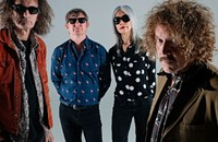 Australian garage-punk luminaries the Scientists keep the scuzz rock going strong on <i>Negativity</i>
