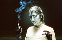 King Woman retell personal and Biblical horrors with <i>Celestial Blues</i>