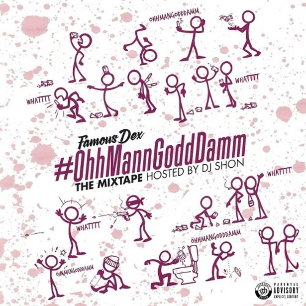 Famous Dex Weaves A Flamboyant Style From The Threads Of Oddball Internet Rap Bleader