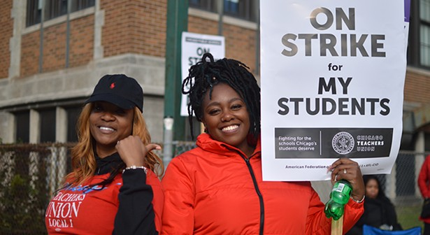 CTU strike day one