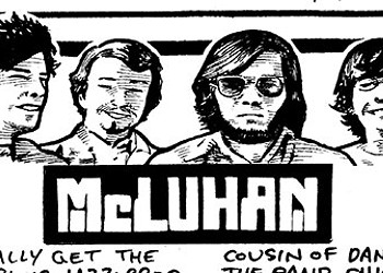 McLuhan's oddball prog LP flopped in 1972 but goes for big bucks today