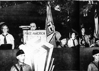 In 1939 Nazis rallied in Chicago to make Germany great again