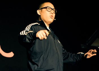 Eddie Huang's <i>Double Cup Love</i>, Rooftop Cinema Club, and more things to do in Chicago this week