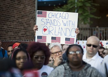 'We'll always be here for you': Top cop vows to protect Chicago's LGBTQ community in wake of Orlando shooting