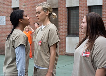 <i>Orange Is the New Black</i>'s loaded fourth season gets it wrong