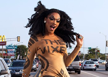 Chicago's black drag queens are upholding a radical gender-bending tradition