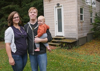 Tiny-house living has pros and cons