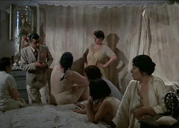 The still-shocking <i>Seven Beauties</i> dares to look for humor in the atrocities of World War II