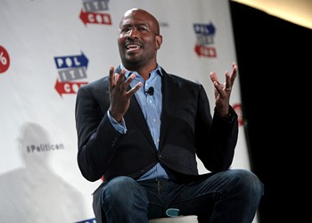 Van Jones at the Chicago Theatre, a rededication of Daley Plaza's Picasso, and more of the best things to do this week