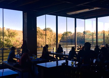 Metropolitan Brewing's long-awaited Avondale taproom pairs beer with river views