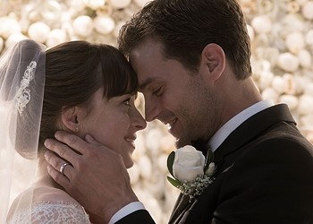 <i>Fifty Shades Freed:</i> Come for the BDSM, stay for the lifestyle porn