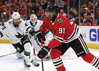 Black hockey players excel on ice despite history of racism, lack of rinks in Chicago