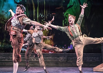 Chicago Shakespeare's <i>Peter Pan</i> is a soaring delight for both kids and adults