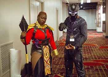 Last weekend's Wakandacon transformed the Hilton Chicago into the world's most successful and self-reliant black community