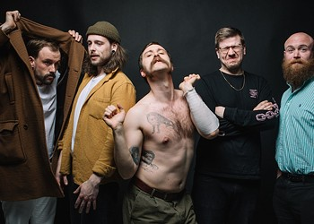 Idles make punk perfection by fusing the personal and the political on <i>Joy as an Act of Resistance</i>