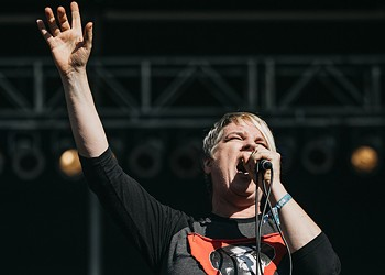 Screw nostalgia—the Avengers and Blondie made punk as relevant as ever at Riot Fest