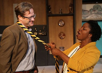 Albee's <i>The Goat, or Who Is Sylvia?</i> is shocking, but not in the way the playwright intended
