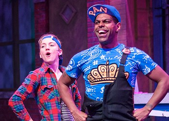 Bros do Prose brings hip-hop to Neverland in <i>Peter Pan</i>